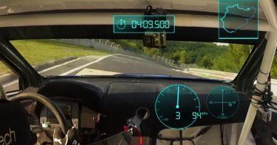 Subaru WRX STI Type RA NBR – Nurburgring Nordschleife
