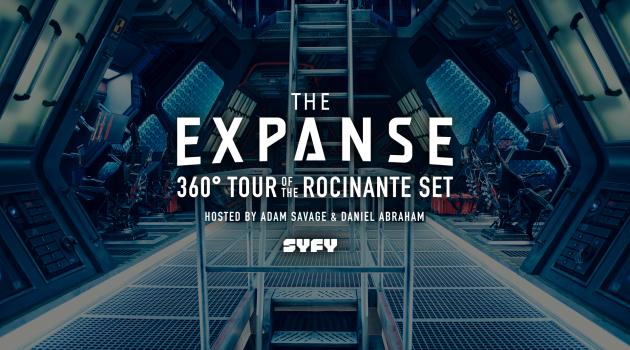 The Expanse 360 Rocinante Tour