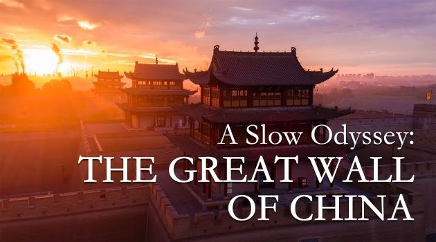 A Slow Odyssey – The Great Wall of China